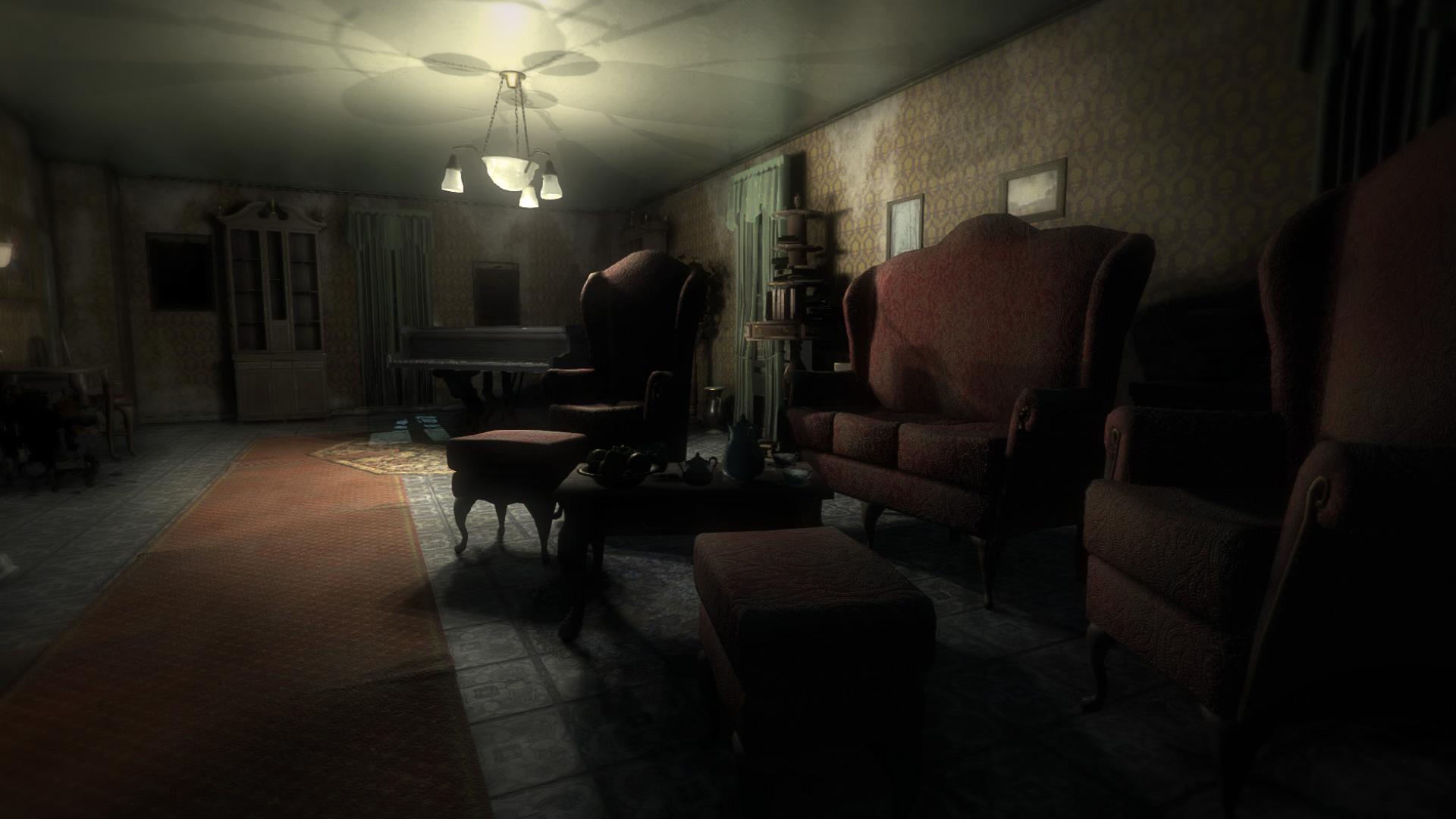 Chơi game kinh dị nào trên VR?